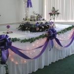 Table Cloth Hire - Runners, Dressing and backdrops