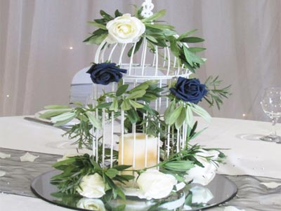 Wedding Centrepieces Tyne Events