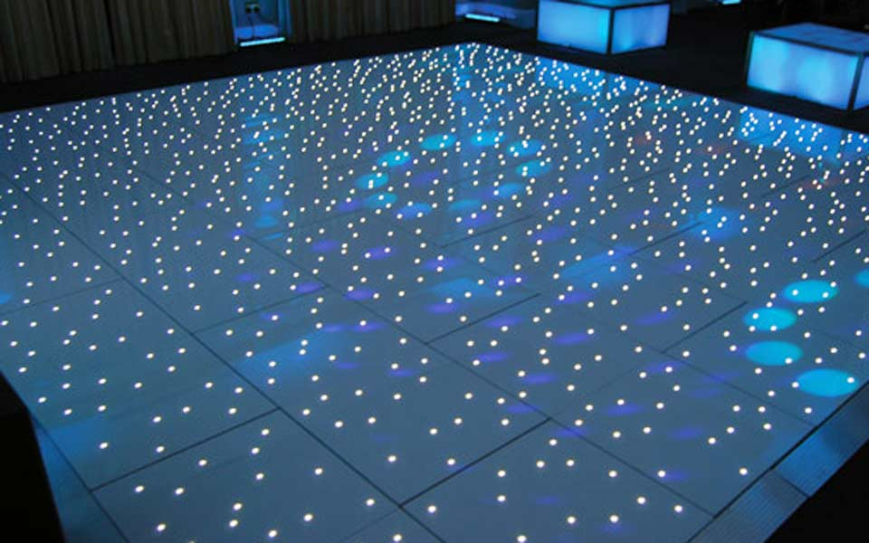 LED Starlit Dancefloors