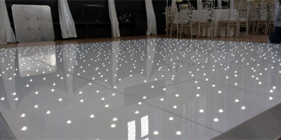 Starlit Dancefloor Hire North East
