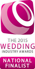 Wedding Industry Awards National Finalist Tyne Events