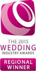 Wedding Industry Awards Regional Winner Tyne Events