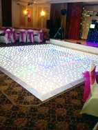 white starlit dance floor tyne and wear